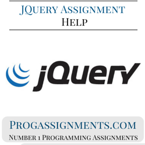 JQuery Assignment Help