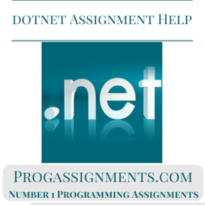 .NET Assignment Help