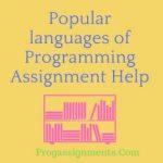 Popular languages of